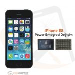 iPhone 5S Power Entegresi Değişimi