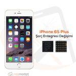 iPhone 6S Plus Şarj Entegresi Değişimi