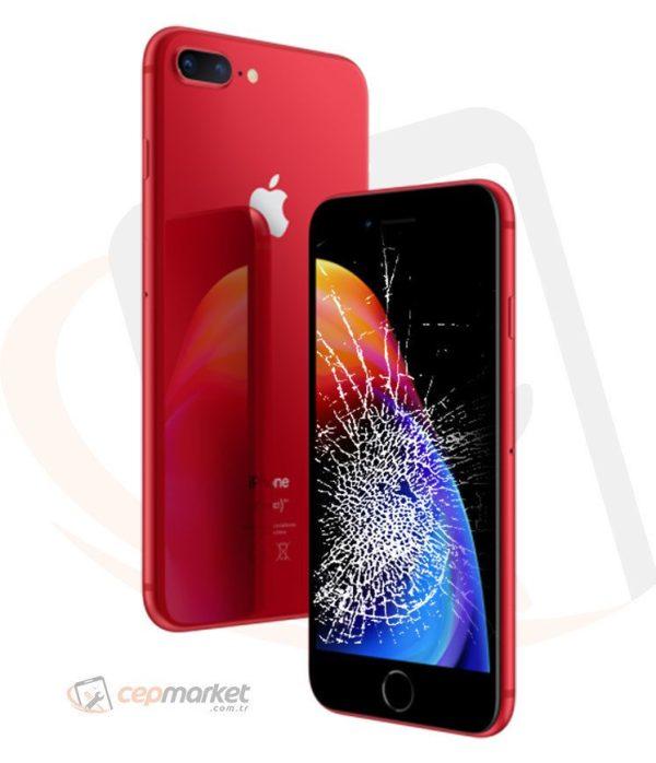 iPhone 8 Kırmızı Cam Değişimi