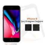 iPhone 8 Şarj Entegresi Değişimi