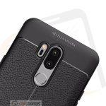 LG Niss Silikon Kılıf Siyah