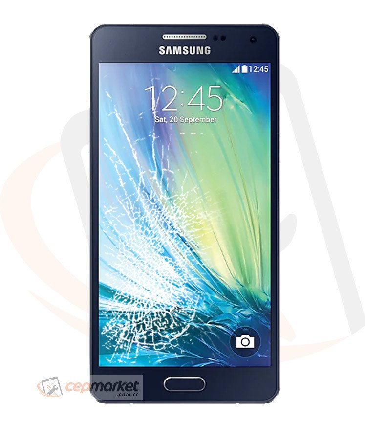 Samsung A5 2015 Cam Değişimi