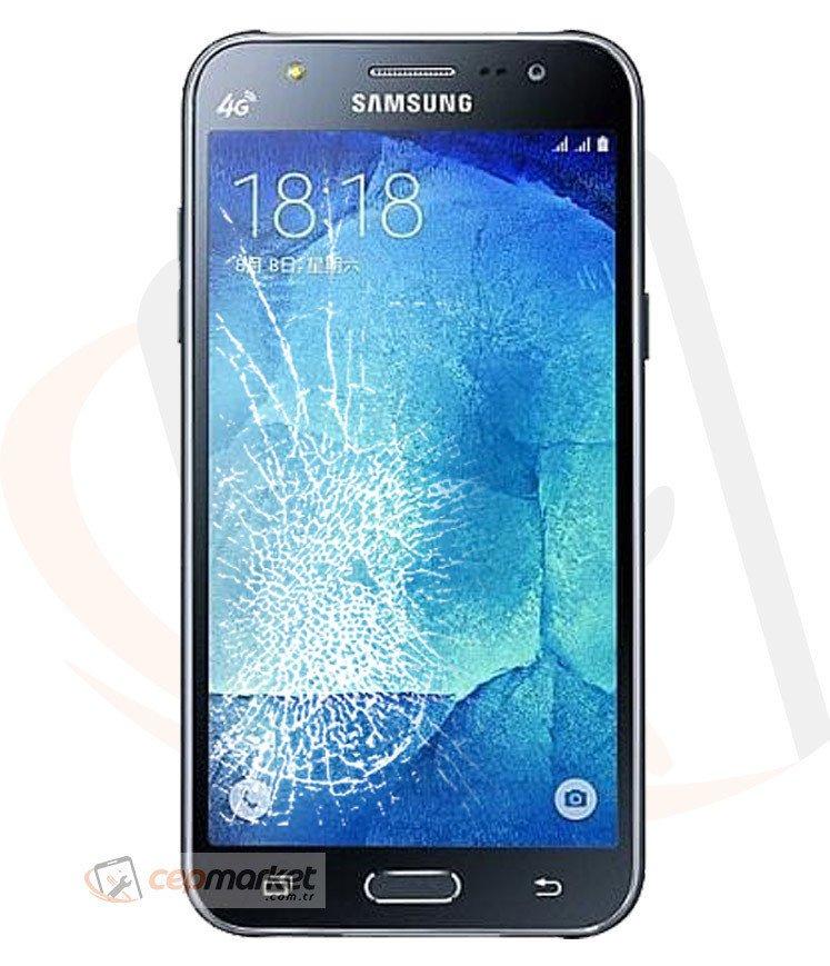 Samsung J5 2016 Cam Değişimi