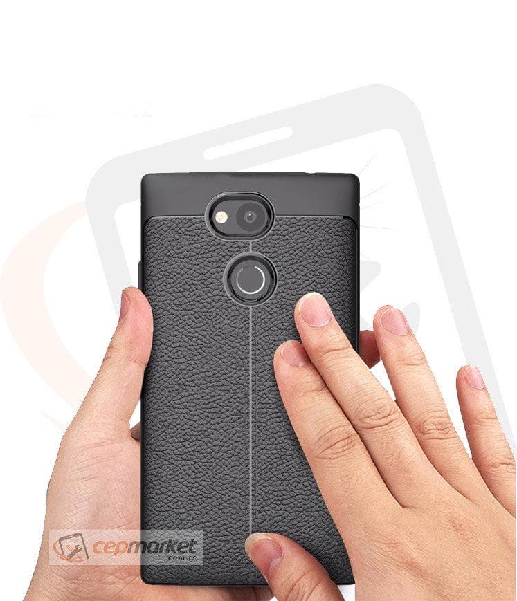 Sony Niss Silikon Kılıf