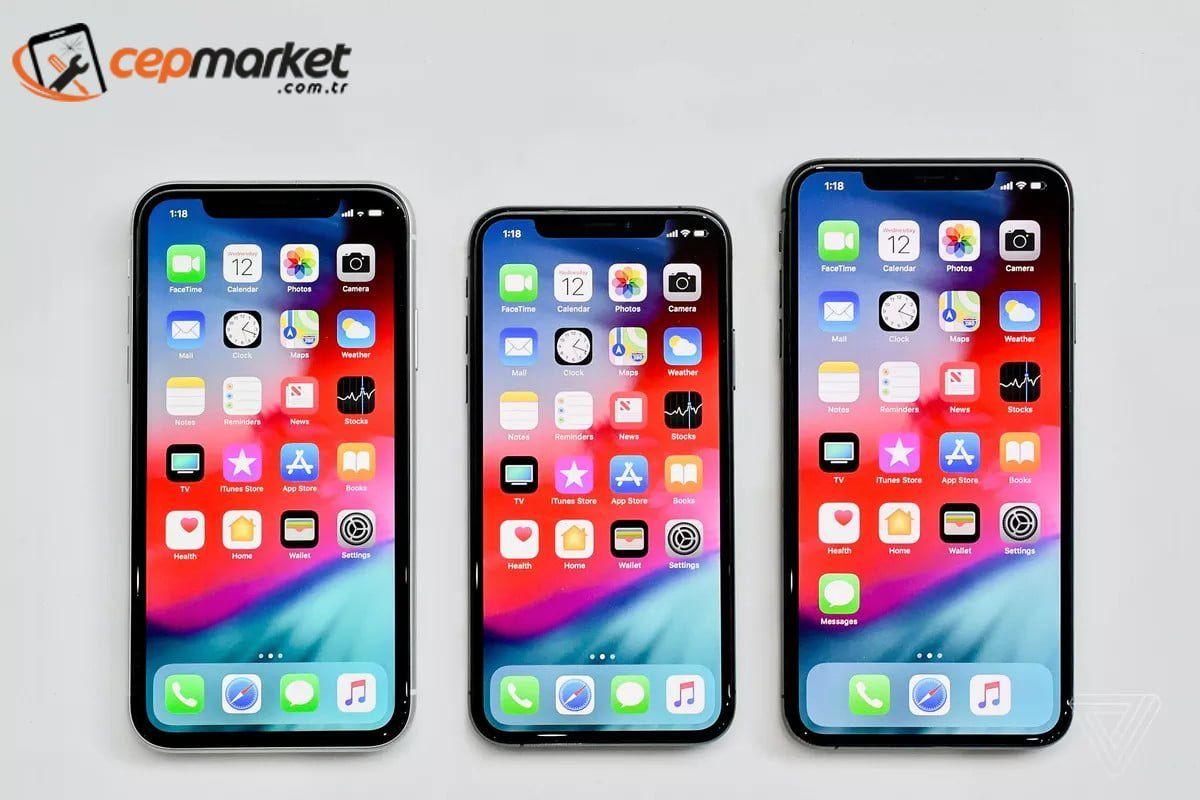 iPhone Üst Cam Değişimi Fiyatları