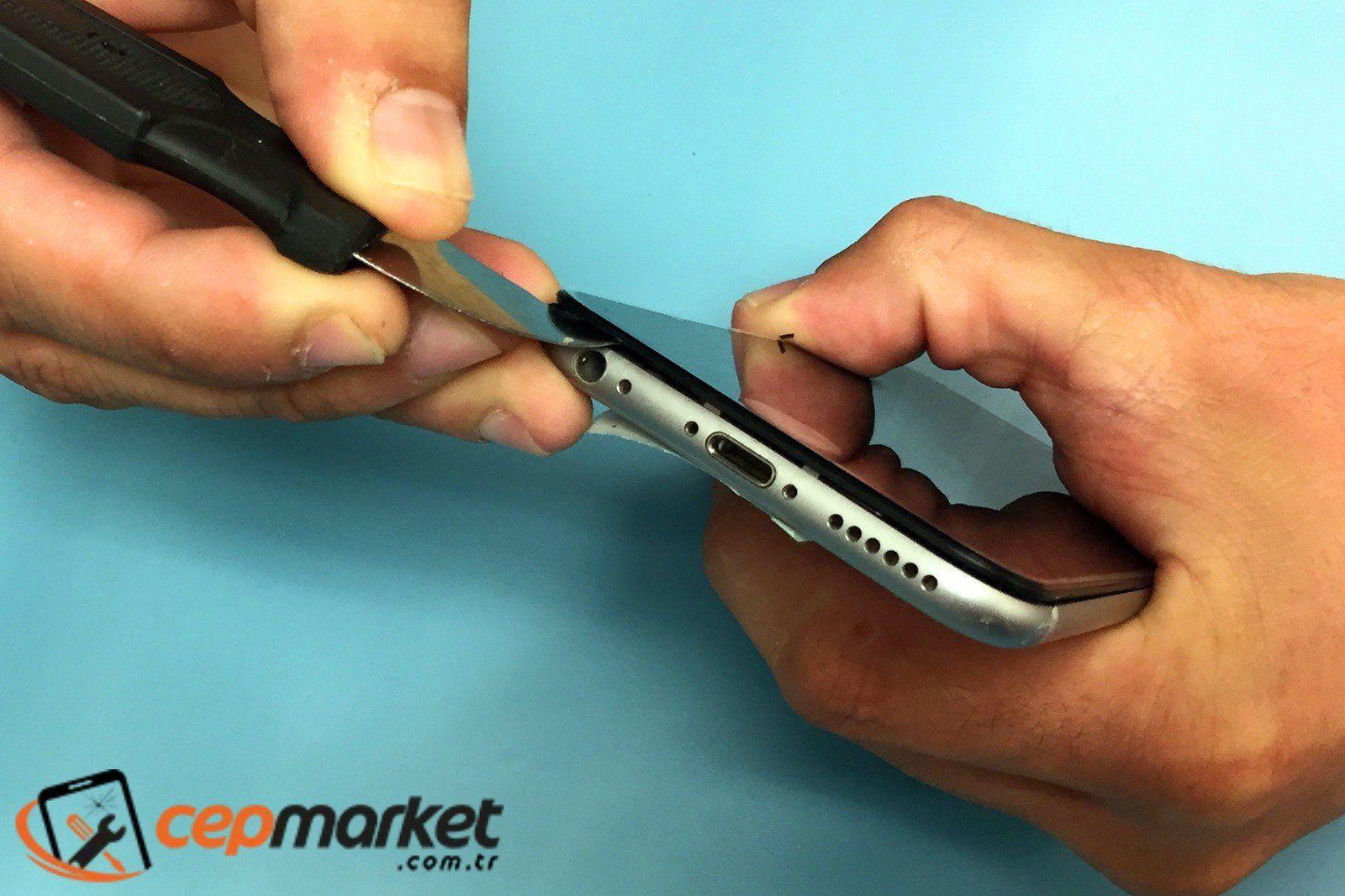 iPhone'u Tornavidasız Açmak