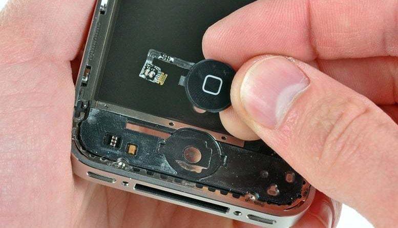 """iPhone'da Yumuşak Home Tuşu ve """"Çıt'' Sesi Sorunu"""