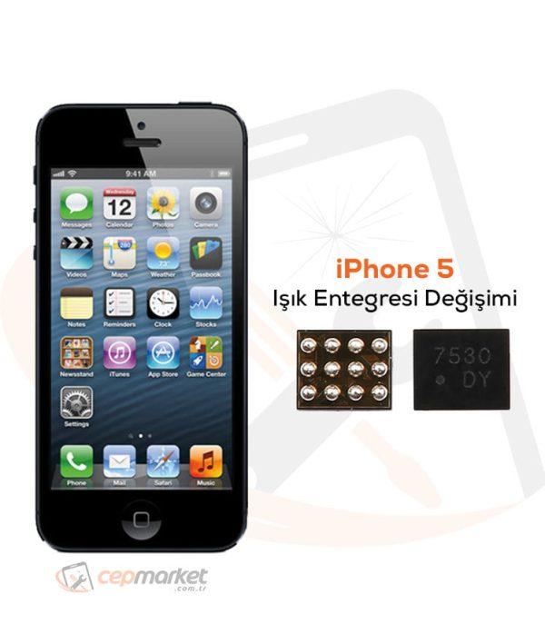 iPhone 5 Işık Entegresi Değişimi
