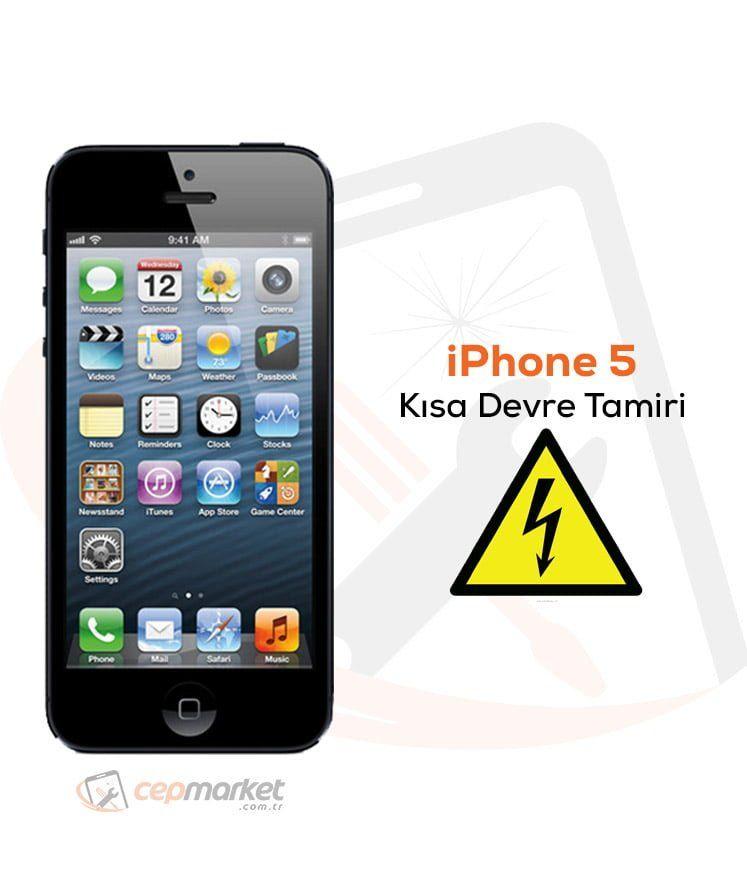 iPhone 5 Kısa Devre Tamiri