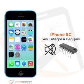 iPhone 5C Ses Entegresi Değişimi