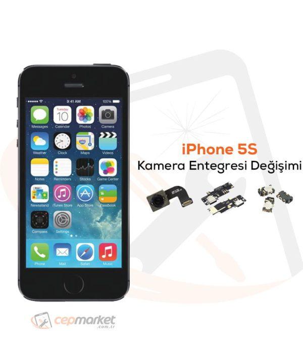 iPhone 5S Kamera Entegresi Değişimi