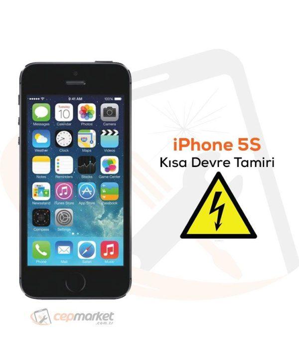 iPhone 5S Kısa Devre Tamiri