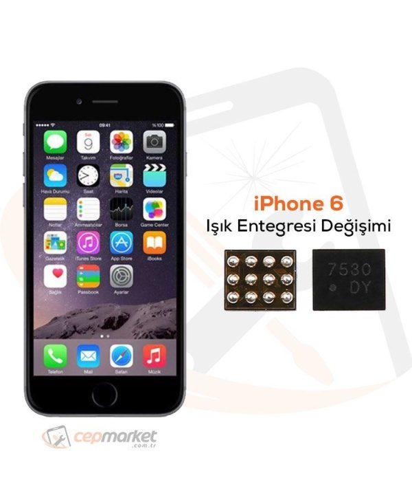 iPhone 6 Işık Entegresi Değişimi