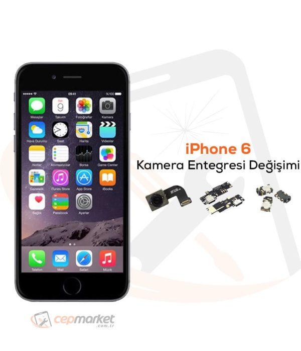 iPhone 6 Kamera Entegresi Değişimi