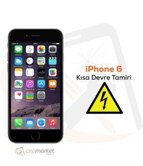 iPhone 6 Kısa Devre Tamiri