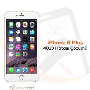 iPhone 6 Plus 4013 Hatası Çözümü