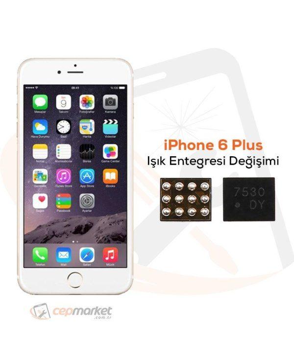 iPhone 6 Plus Işık Entegresi Değişimi
