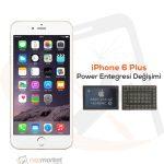 iPhone 6 Plus Power Entegresi Değişimi