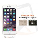 iPhone 6 Plus Wifi Entegresi Değişimi