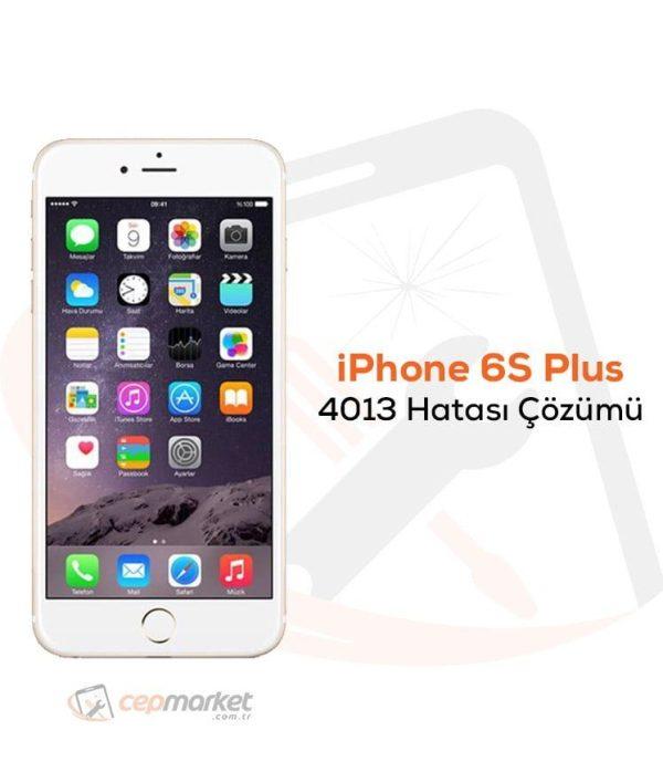 iPhone 6S Plus 4013 Hatası Çözümü