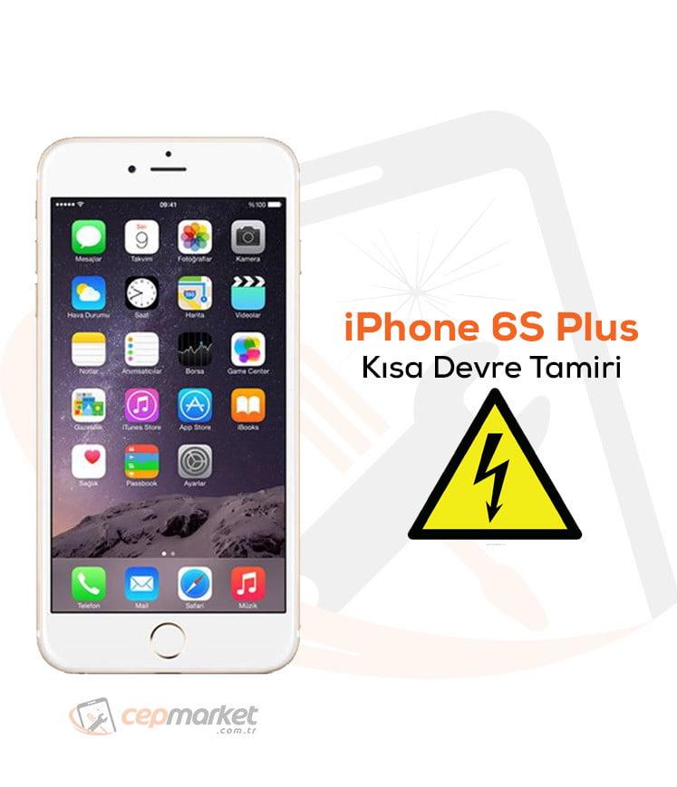 iPhone 6S Plus Kısa Devre Tamiri