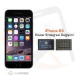 iPhone 6S Power Entegresi Değişimi