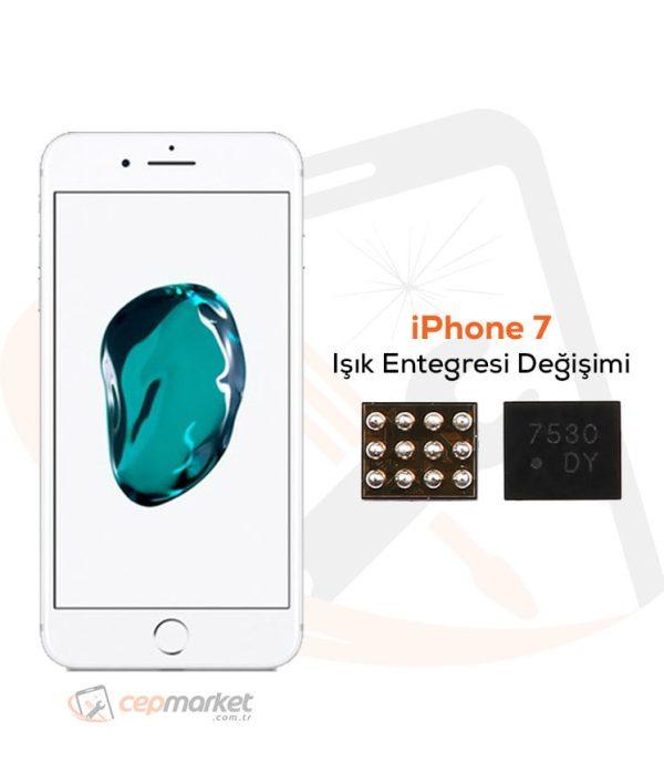 iPhone 7 Işık Entegresi Değişimi