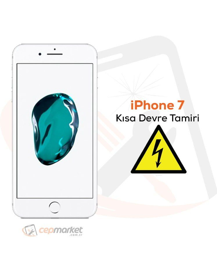 iPhone 7 Kısa Devre Tamiri