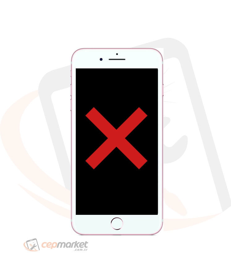 iPhone 7 Plus Görüntü Entegresi Değişimi