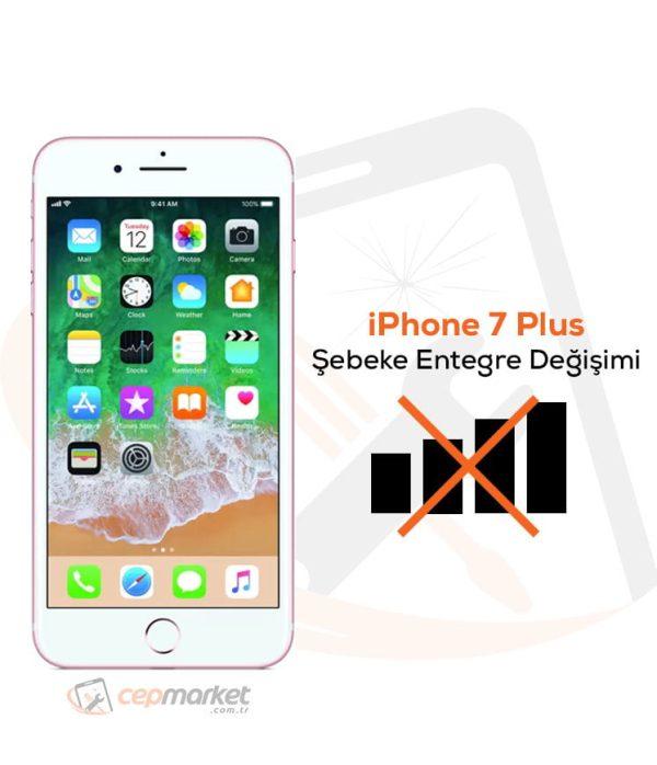 iPhone 7 Plus Şebeke Entegre Değişimi