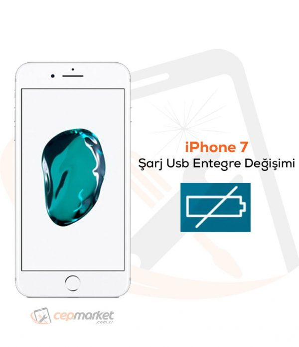iPhone 7 Şarj Usb Entegre Değişimi