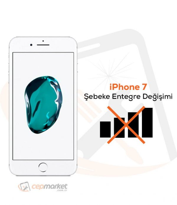 iPhone 7 Şebeke Entegre Değişimi