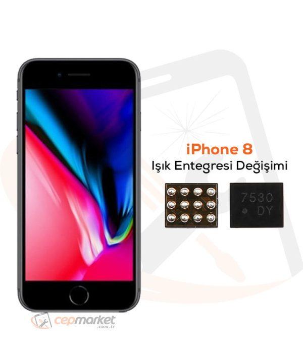 iPhone 8 Işık Entegresi Değişimi