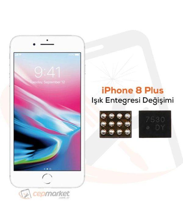 iPhone 8 Plus Işık Entegresi Değişimi