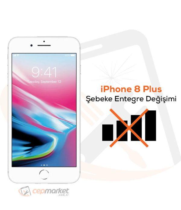 iPhone 8 Plus Şebeke Entegre Değişimi