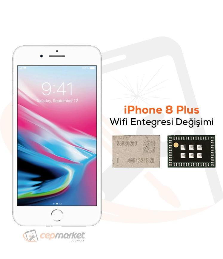 iPhone 8 Plus Wifi Entegresi Değişimi