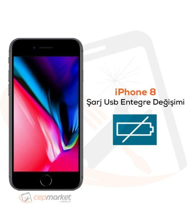 iPhone 8 Şarj Usb Entegre Değişimi