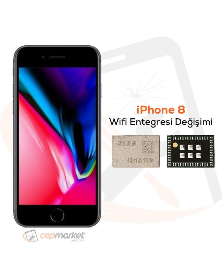 iPhone 8 Wifi Entegresi Değişimi