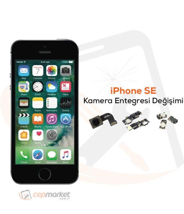iPhone SE Kamera Entegresi Değişimi
