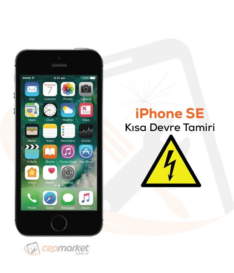 iPhone SE Kısa Devre Tamiri