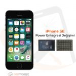 iPhone SE Power Entegresi Değişimi