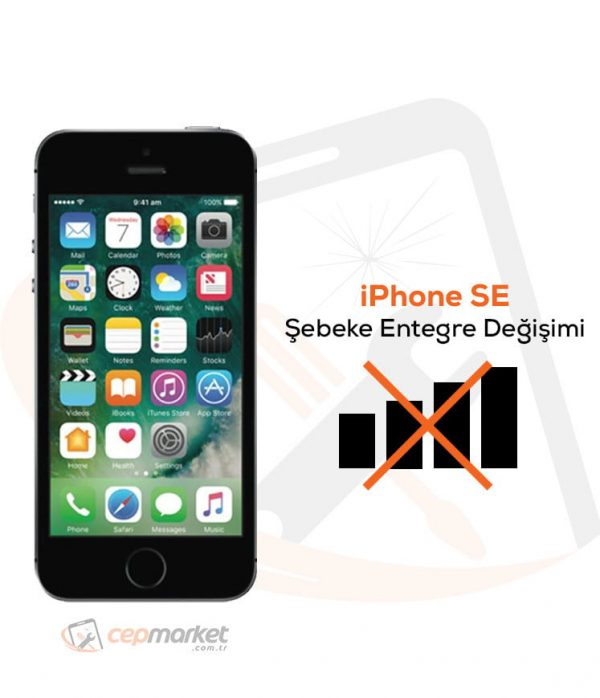 iPhone SE Şebeke Entegre Değişimi