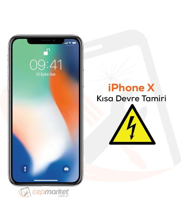 iPhone X Kısa Devre Tamiri