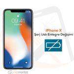 iPhone X Şarj Usb Entegre Değişimi