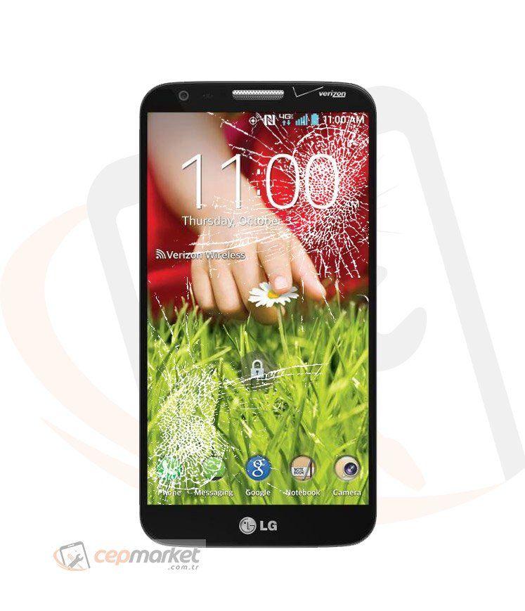 LG G2 Verizon Ekran Değişimi