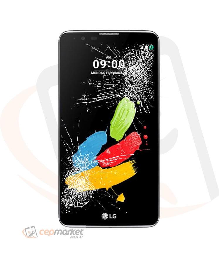 LG K520 Ekran Değişimi