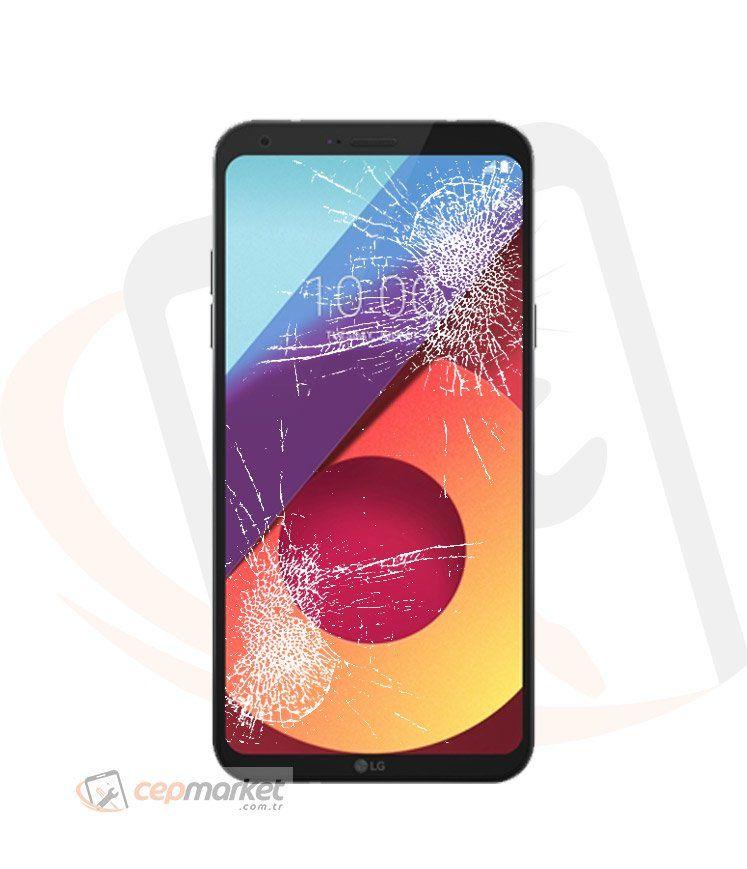 LG Q6 Plus Ekran Değişimi