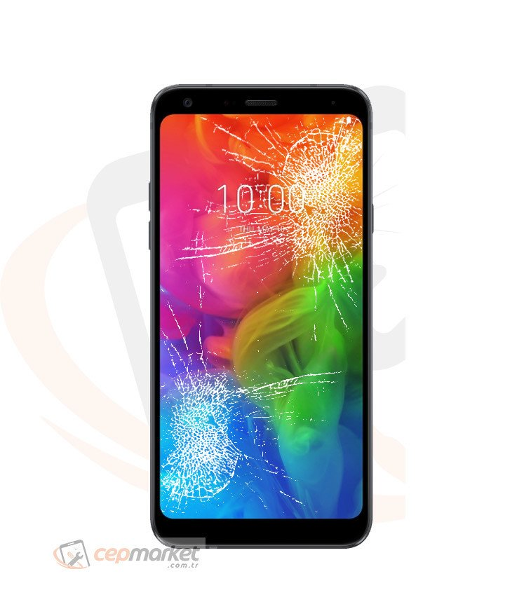 LG Q8 2018 Ekran Değişimi