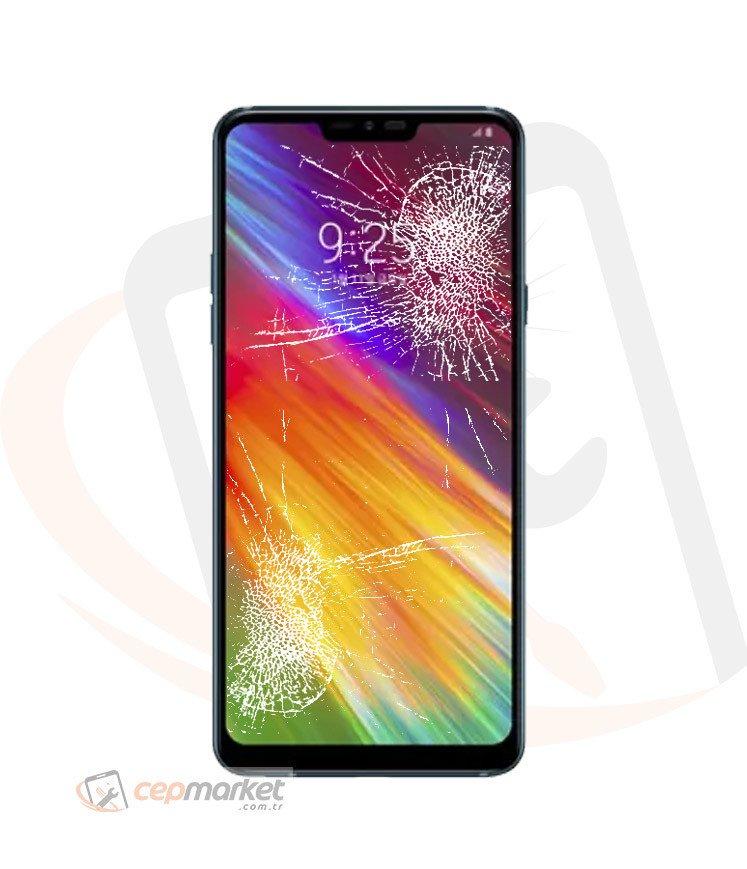 LG Q9 Ekran Değişimi