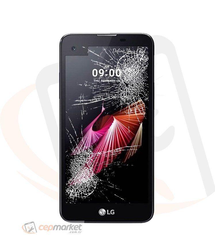 LG X Screen Ekran Değişimi